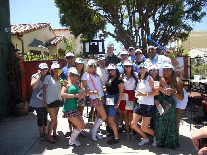29th pub golf birthday in hermosa beach 40 before 40 for To do before 40