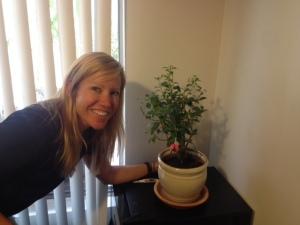 Me & Fuchsia Plant